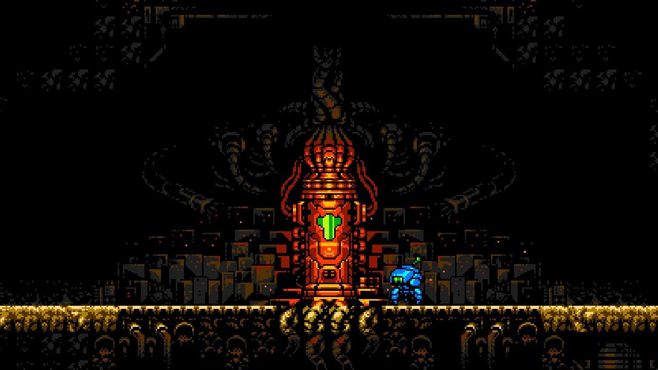 Cyber Shadow - Underground