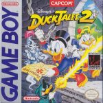 DuckTales 2 Game Boy Box