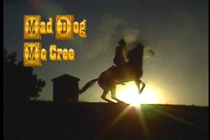 Mad Dog McCree - Title Screen 2
