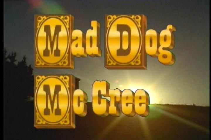 Mad Dog McCree - Title Screen