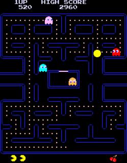 Pac-Man - Maze