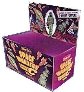 Space Invaders Vitamin C Box