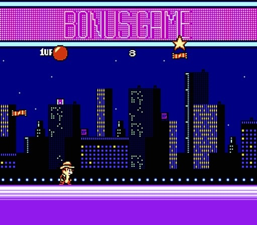 Chip 'n Dale Rescue Rangers 2 - Bonus Game