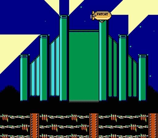 Chip 'n Dale Rescue Rangers 2 - Prison Break