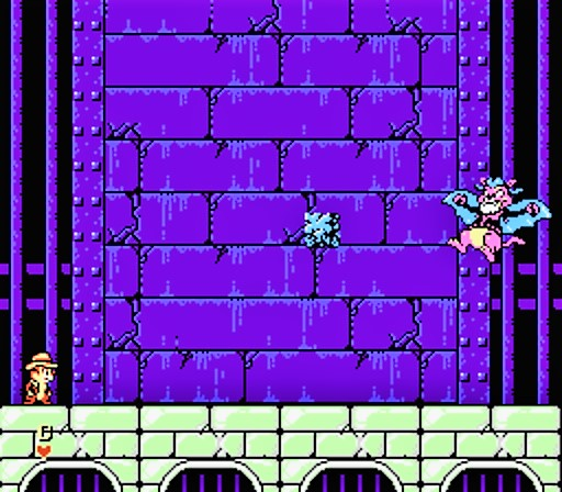 Chip 'n Dale Rescue Rangers 2 - Sewer Boss