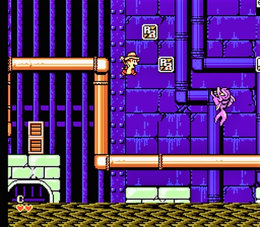 Chip 'n Dale Rescue Rangers 2 - Sewer