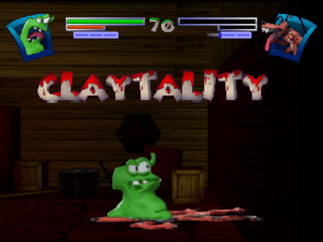 ClayFighter 63 1-3 - Claytality