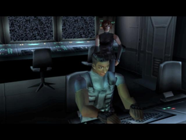 Dino Crisis - Control Room