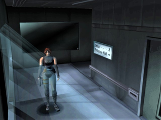 Dino Crisis - Hallway