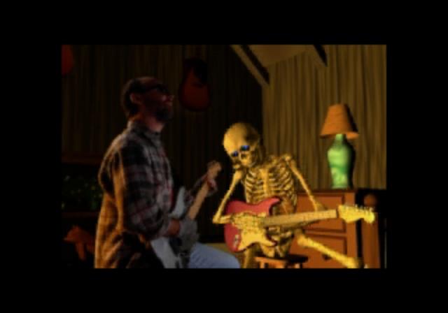 Mr. Bones - Guitar Cutscene