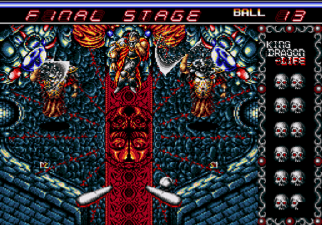 Dragon's Fury Final Stage