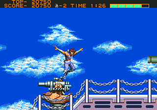 Strider - Airship