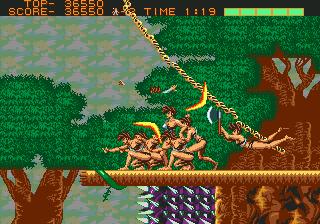 Strider - Amazon Warriors