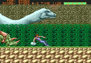 Strider - Dinosaurs
