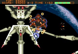 Strider - Final Boss Battle