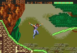 Strider - Jungle