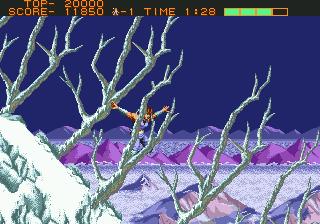 Strider - Mountains