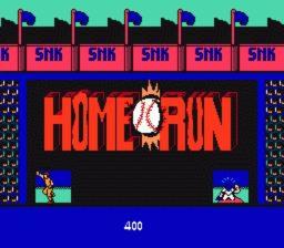 Baseball Stars Home Run