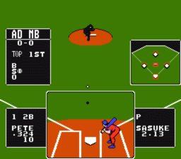 Baseball Stars Screenshot 1