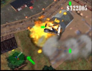Blast Corps Bulldozer