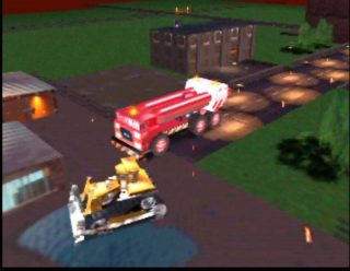 Blast Corps Clearing Path