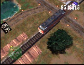 Blast Corps Train
