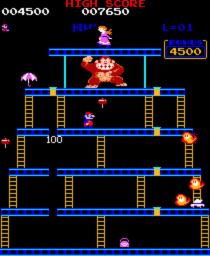 Donkey Kong Stage 4