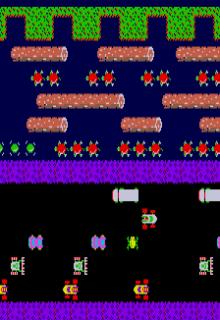 Frogger Screenshot 2