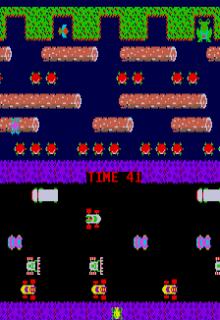 Frogger Screenshot 4