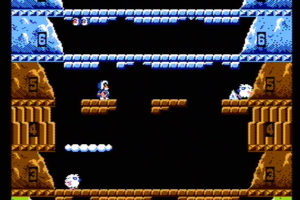 Ice Climber Stage 2