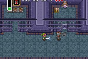 Legend of Zelda - A Link To The Past Screenshot 1