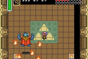 Legend of Zelda - A Link To The Past Screenshot 2