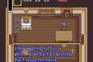 Legend of Zelda - A Link To The Past Screenshot 3