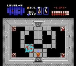 Legend of Zelda Ganon Battle
