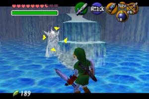 Legend of Zelda Ocarina of Time - Screenshot 1