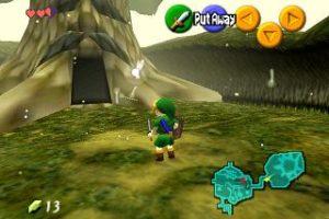 Legend of Zelda Ocarina of Time - Screenshot 2