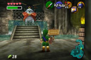 Legend of Zelda Ocarina of Time - Screenshot 3