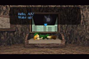 Legend of Zelda Ocarina of Time - Screenshot 4