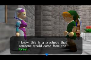 Legend of Zelda Ocarina of Time - Screenshot 6