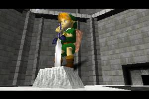 Legend of Zelda Ocarina of Time - Screenshot 7