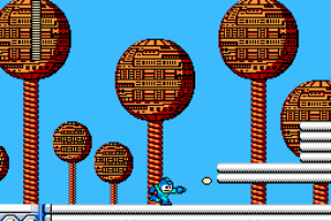 Mega Man Bombman Stage