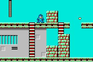 Mega Man Cutman Stage