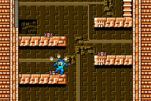 Mega Man Elecman Stage