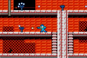 Mega Man Fireman Stage