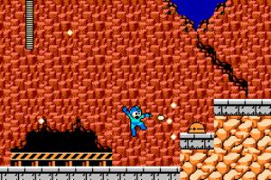 Mega Man Gutsman Stage