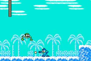 Mega Man Iceman Stage