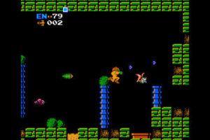 Metroid Gameplay