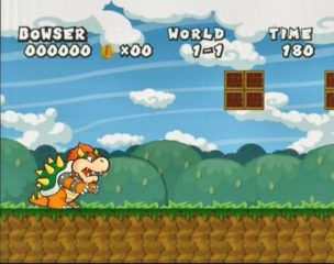 Paper Mario - The Thousand-Year Door Bowser