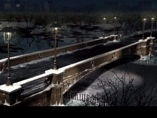 Parasite Eve Bridge in Central Park