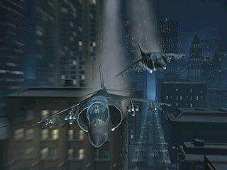 Parasite Eve Fighter Jets
